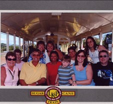 Sugar Cane Train - Maui Crowd 2005