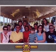 Sugar Cane Train - Maui Crowd 2005