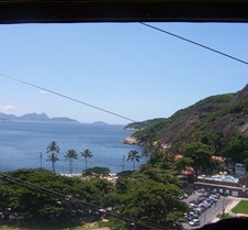 Pão de Açúcar - Tram View (Right)