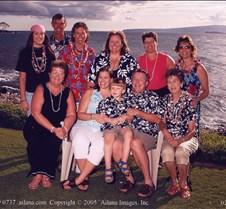 Wailea Marriott Luau - Maui Crowd 2005