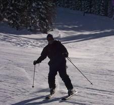 Rakesh Skiiing