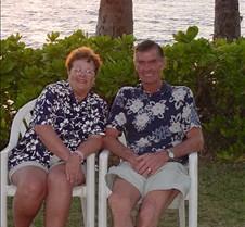 Mom and Dad Hang Loose
