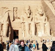 EGYPT-Israel,Jordan-Jan.2008 Grand Circle Tour of Egypt with a Pre-Tour to Israel and a Post-Tour to Jordan. Jan. 6 to Feb. 4 2008.