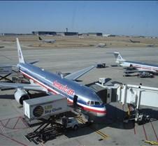 DFW - British Airways Club (Gate D22 Vie