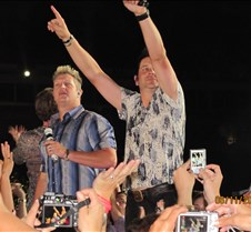 Rascal Flatts doing ABC Intro
