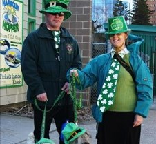 Dogs Saint Patrick's Day Dogs