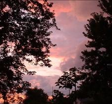 Orange Sunset 2 081502