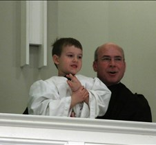 Baptism Jan11 2009 Baptisms at Cornerstone Baptist Church