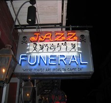 Jazz Funeral Bar
