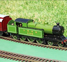 Pete Comely's LNER Class 5 Tank Loco