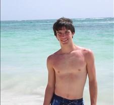 Matt at the beach