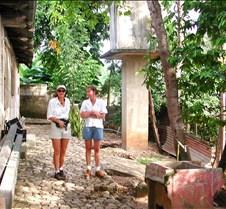 Kim &Carol at los banos in Guatamaula