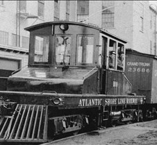 Original Atlantic Shore Line Steeple Cab