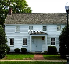 Osborn Cannonball House - Scotch Plains