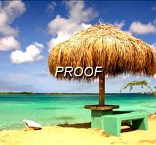 Playa  Vacaciones y Paragua de penka