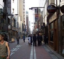 Tokyo side street