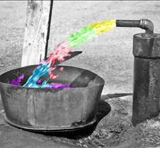 Rainbow Well