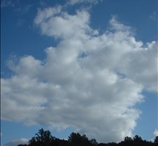 clouds and sky over South Brunswick 1