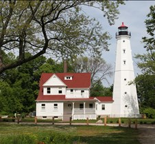 North Point Lighthouse, Milwaukee, WI