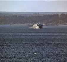 WA State Ferry Inbound