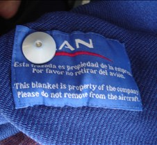 LAN 755 - Blanket Protection