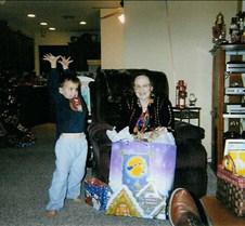 Jackson & Nanny
