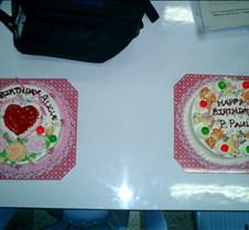 063 my cake and pauls cake