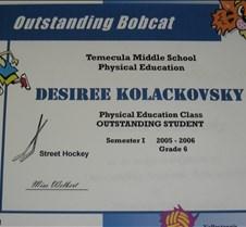 6th Grade Principle Award-DSCN0252_JPG