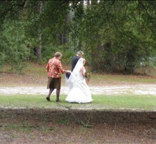 What - a wedding!?