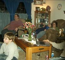 oscar party 2007 007