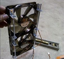 Building Fan Mechanism