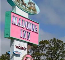 Madonna Inn Sign