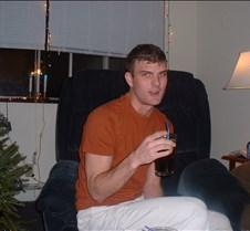 Eric taking a shot