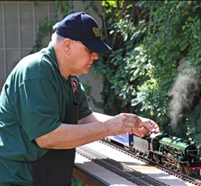 Jim Gabelich & His PLM 231A Pacific Loco