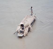 River Boat Traffic
