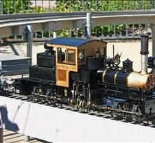George Konrad 's TRL12 - 2 Cylinder Shay