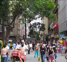 Pedestrian Avenue