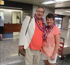 Honolulu Arrival