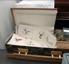 Camo casket