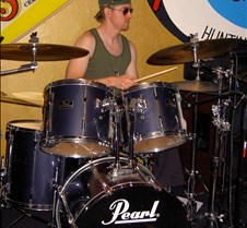 005 Daniel as Larry Mullen Jr