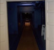 Bowling Lane in a Closet