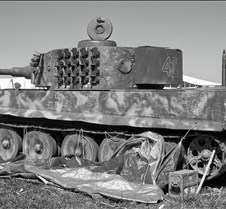 German Panzer Tank