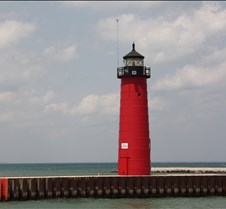 Kenosha North Pier Lighthouse