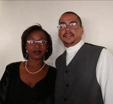 Rochelle Johnson-McMullin & Joseph Taylo