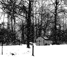 snowfall-posterize