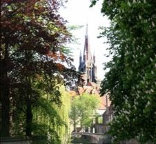 Our-Ladies' Church, Bruges Belgium