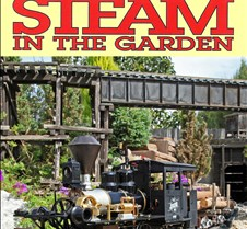 Steam In The Garden Cover #109, Jan 2010