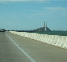 Heading back over Tampa Bay