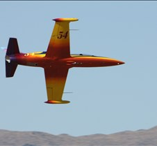 "Hoot Gibson and His L-39 ""Robin 1"" #54"