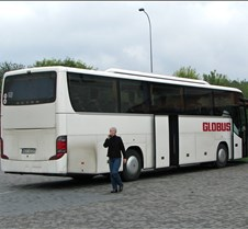 Our Tour Coach